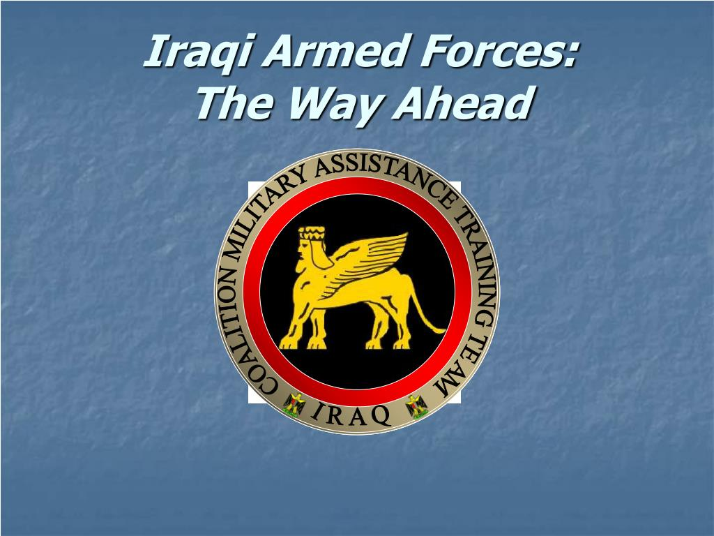 COALITION MILITARY ASSISTANCE TRAINING TEAM