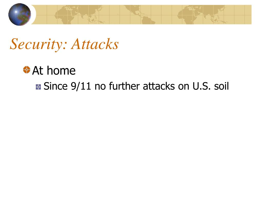Security: Attacks