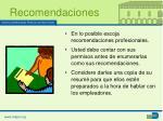 recomendaciones26