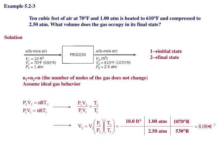 Example 5.2-3