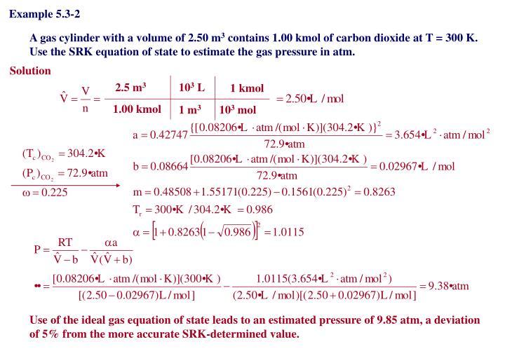 Example 5.3-2