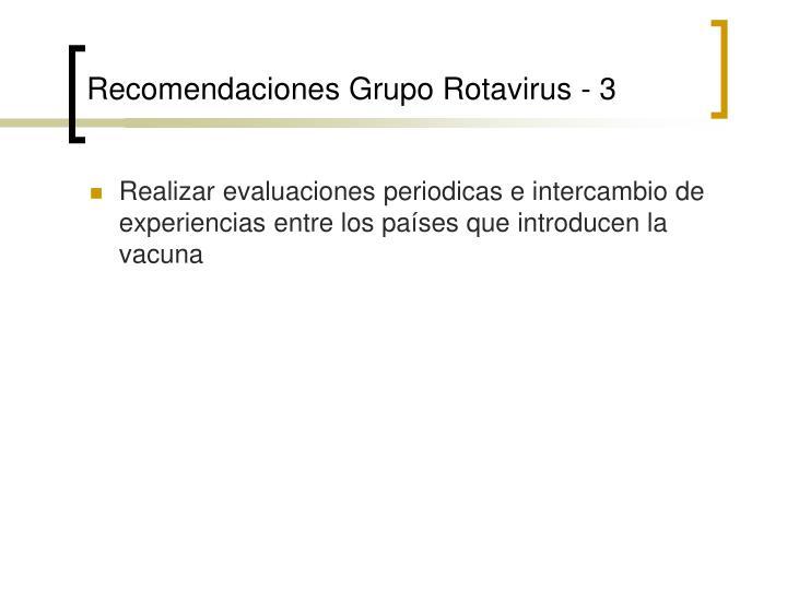 Recomendaciones Grupo Rotavirus - 3
