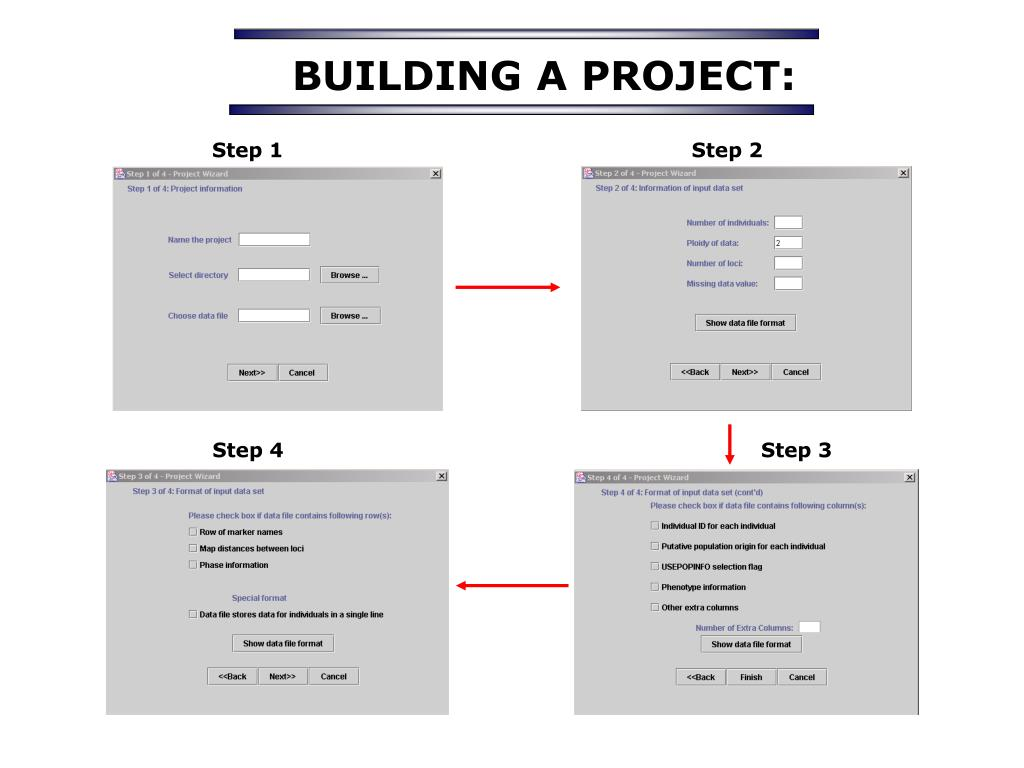 BUILDING A PROJECT:
