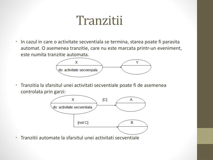 Tranzitii