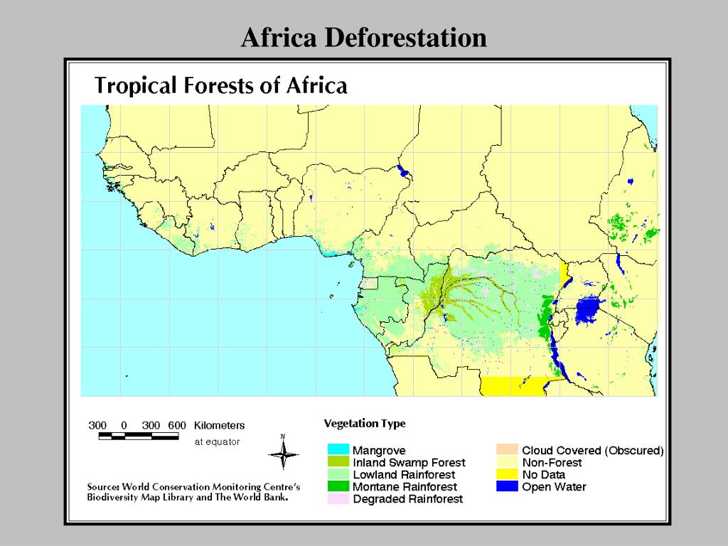 Africa Deforestation