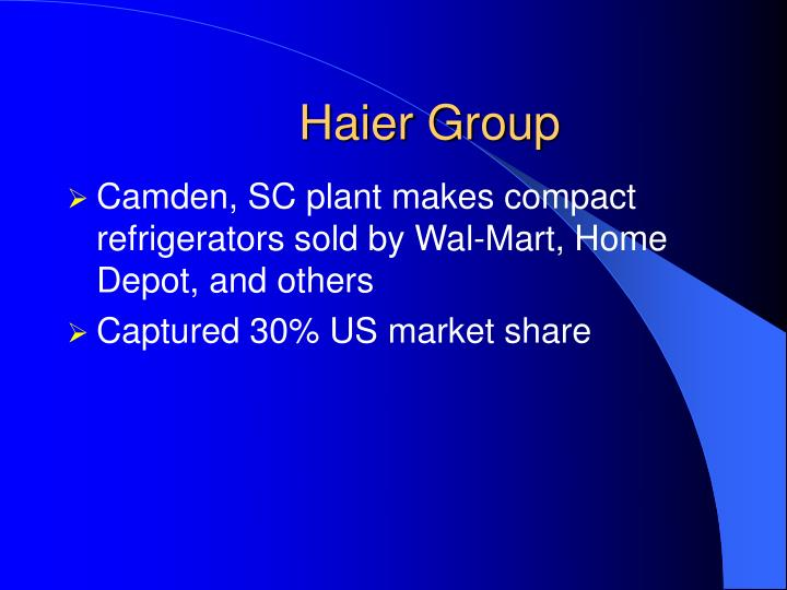 Haier Group