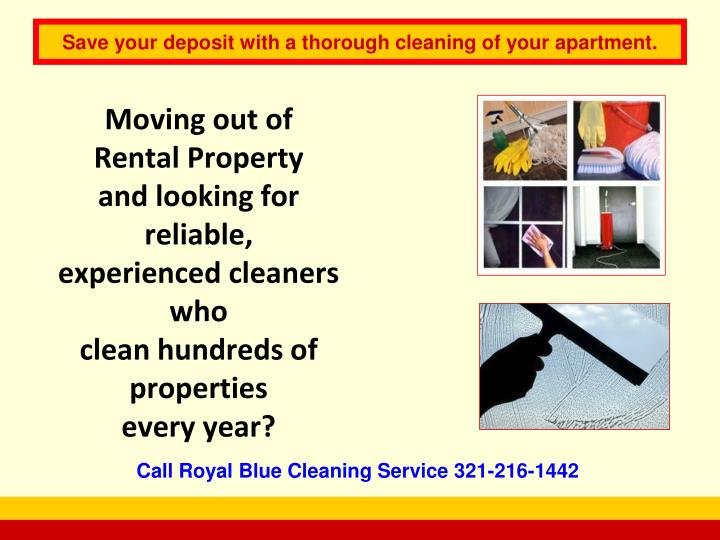 Save your deposit with a thorough cleaning of your apartment l.jpg