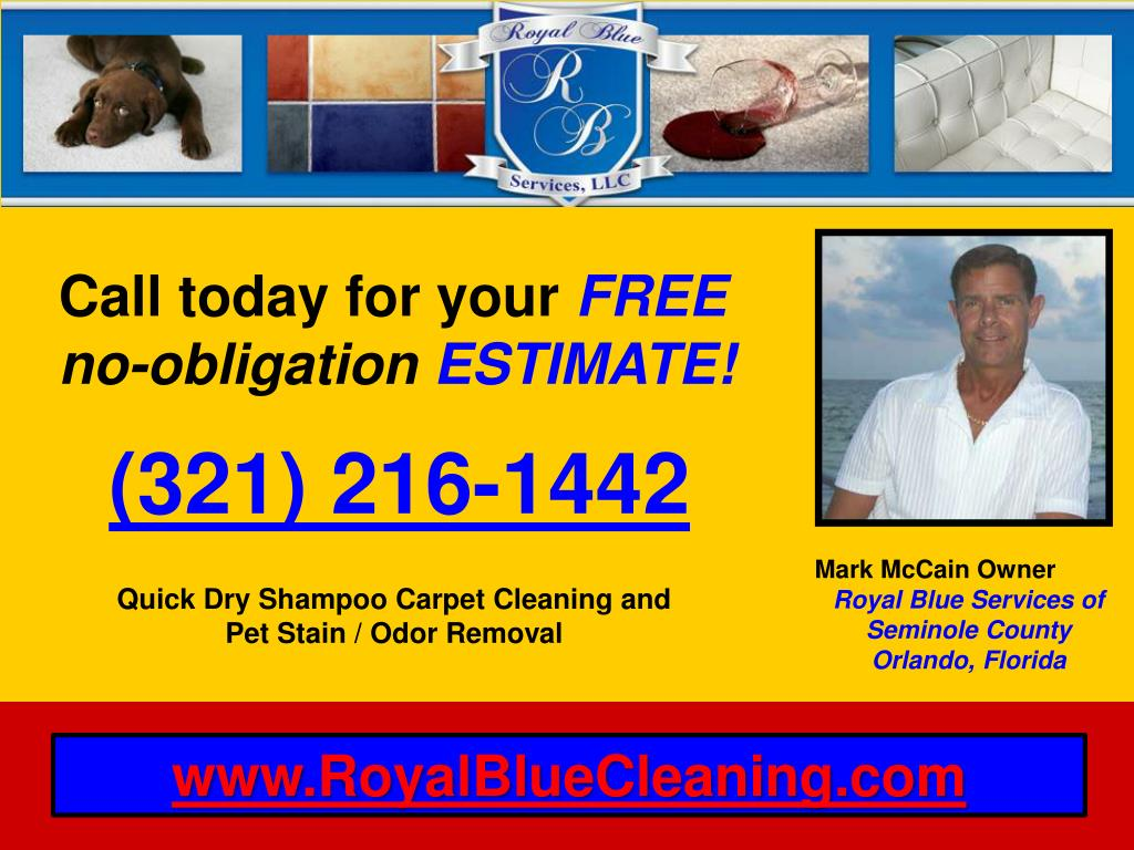Call today for your