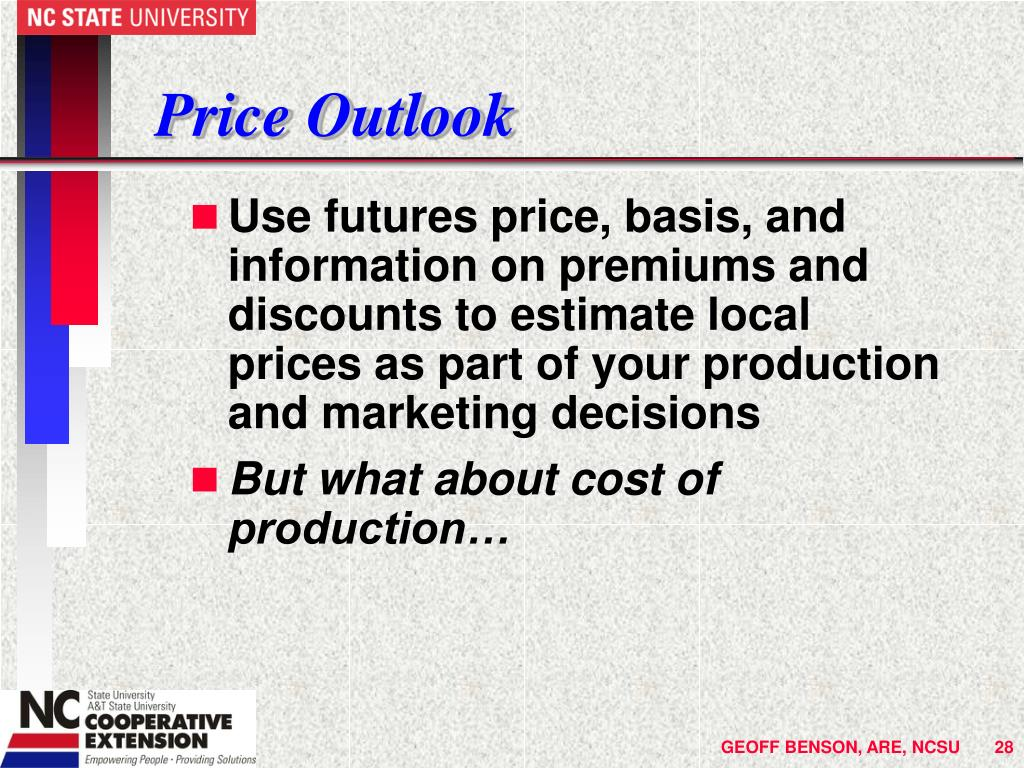 Price Outlook