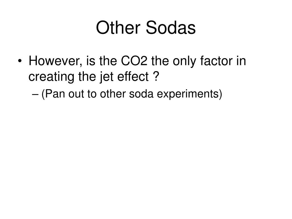 Other Sodas
