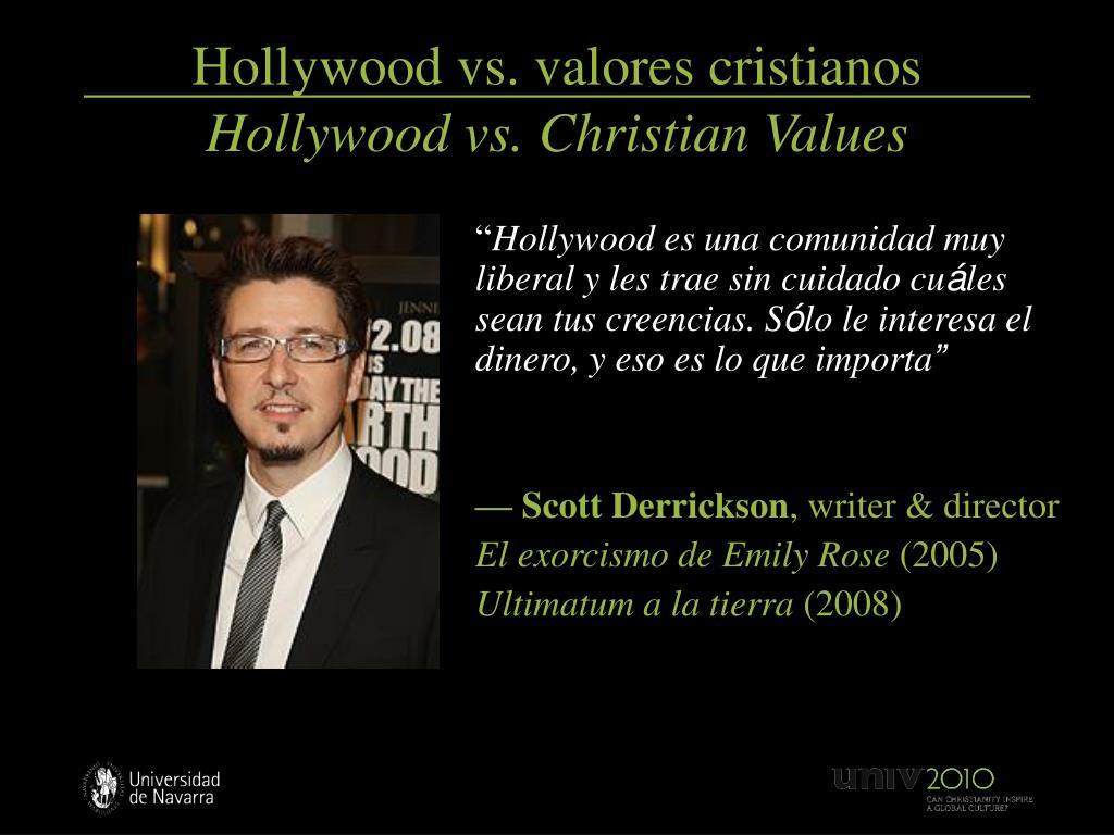 Hollywood vs.