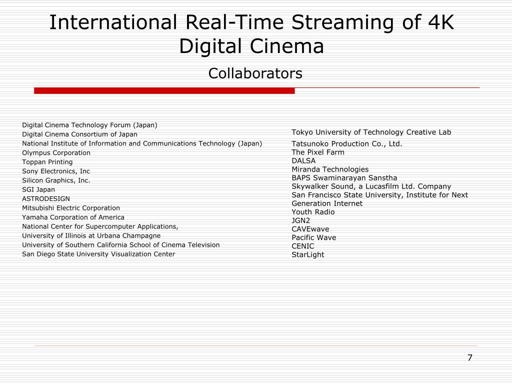 Digital Cinema Technology Forum (Japan)