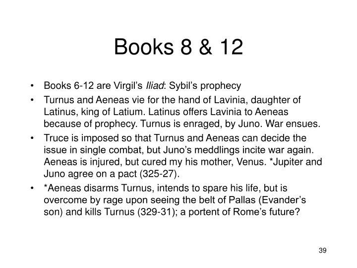 Books 8 & 12