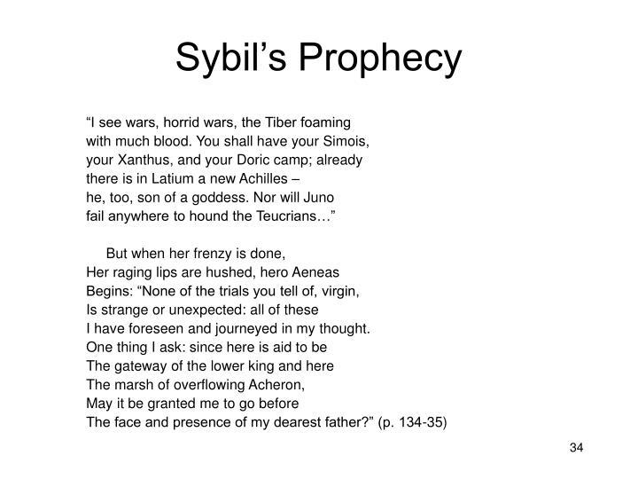 Sybil's Prophecy