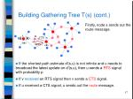 building gathering tree t s cont