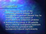 cyclosporine
