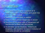 puva therapy