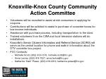 knoxville knox county community action committee