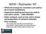 wxxi rochester ny