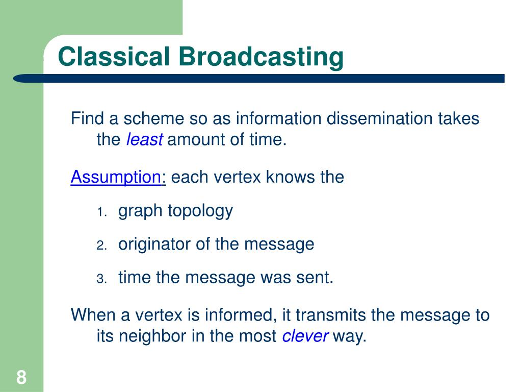 Classical Broadcasting