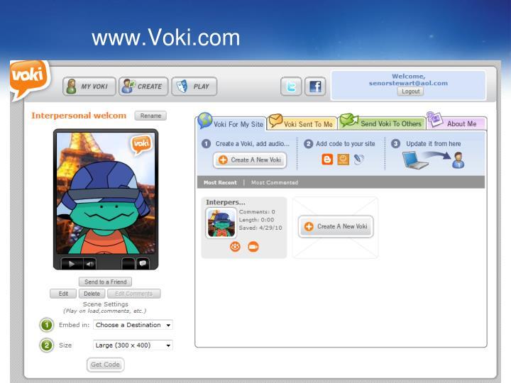 www.Voki.com