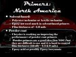 primers north america