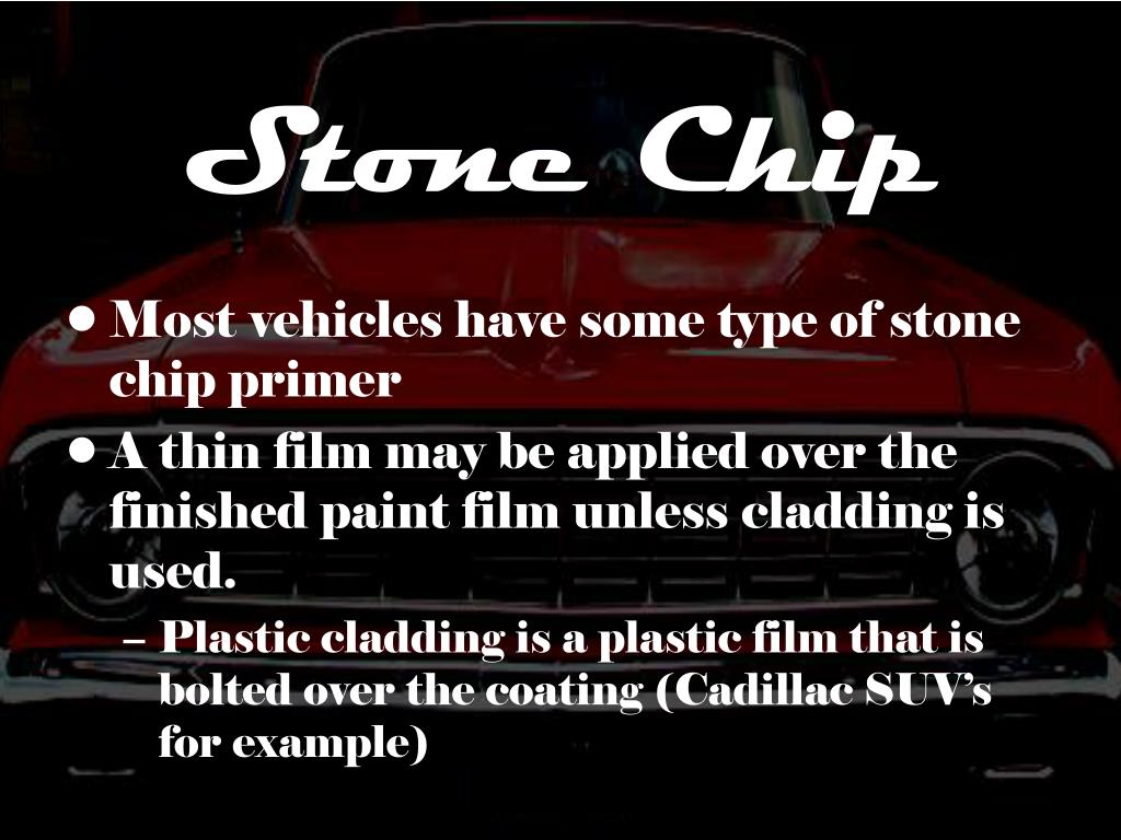 Stone Chip
