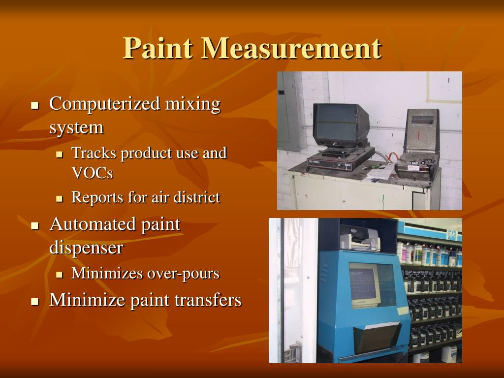 Paint Measurement