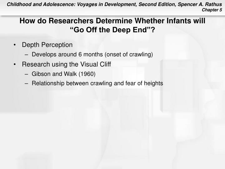 How do Researchers Determine Whether Infants will
