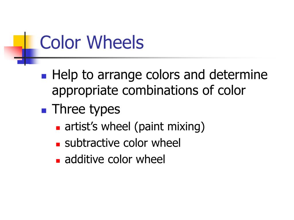 Color Wheels
