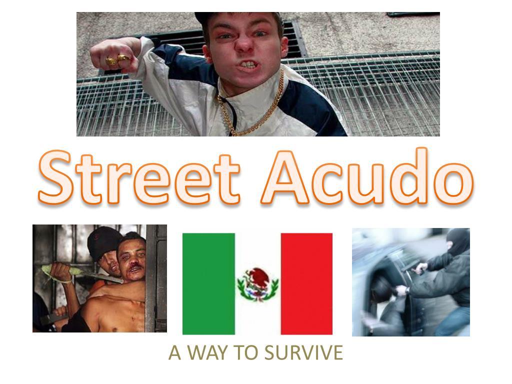 Street Acudo