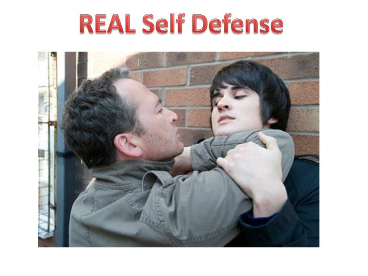REAL Self Defense