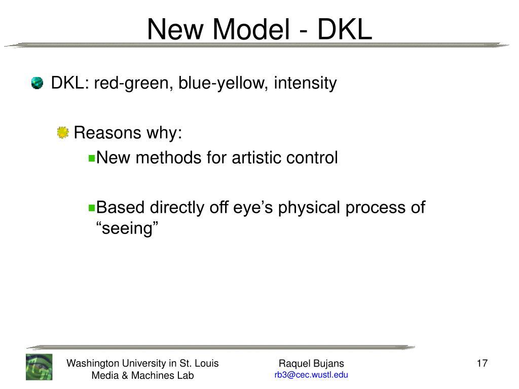DKL: red-green, blue-yellow, intensity