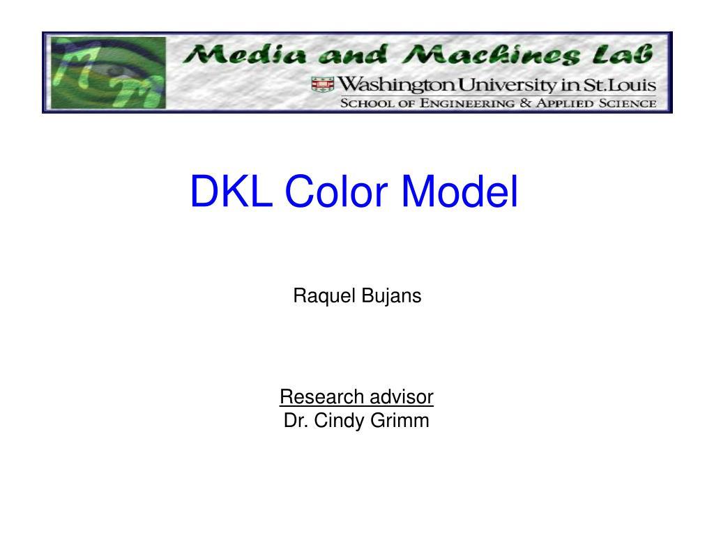 DKL Color Model