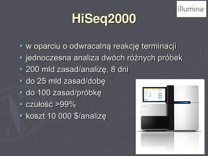 HiSeq2000