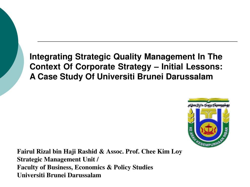 Fairul Rizal bin Haji Rashid & Assoc. Prof. Chee Kim Loy