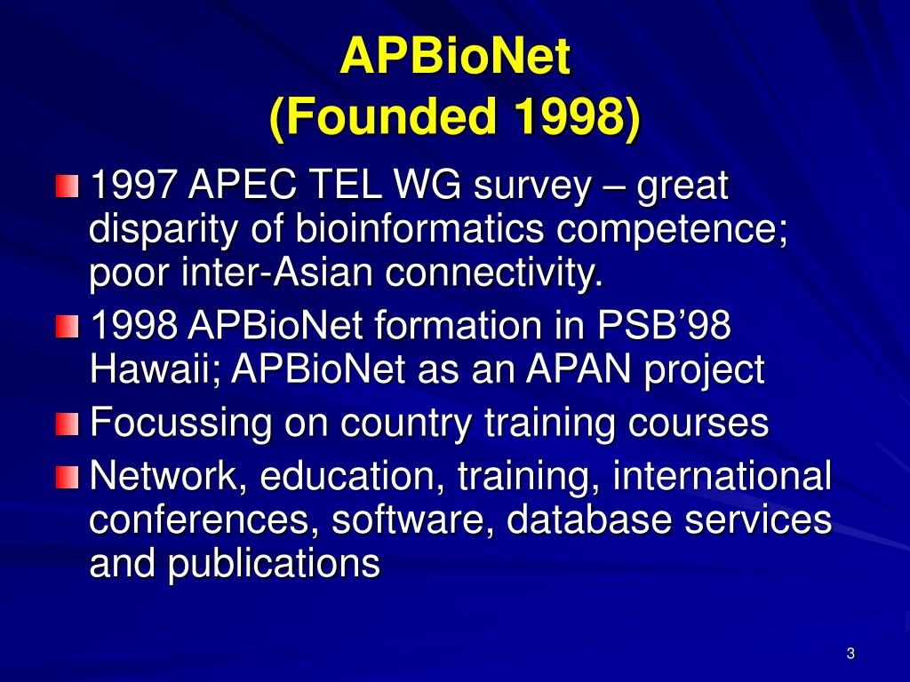 APBioNet