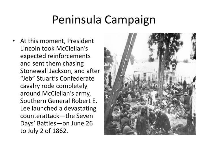 Peninsula Campaign