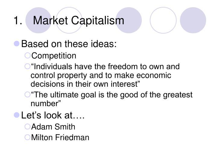 Market Capitalism