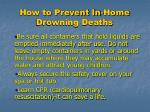 how to prevent in home drowning deaths12