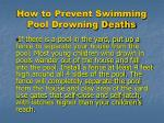 how to prevent swimming pool drowning deaths18