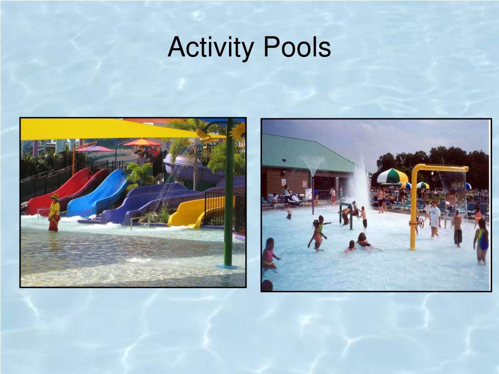 Activity Pools