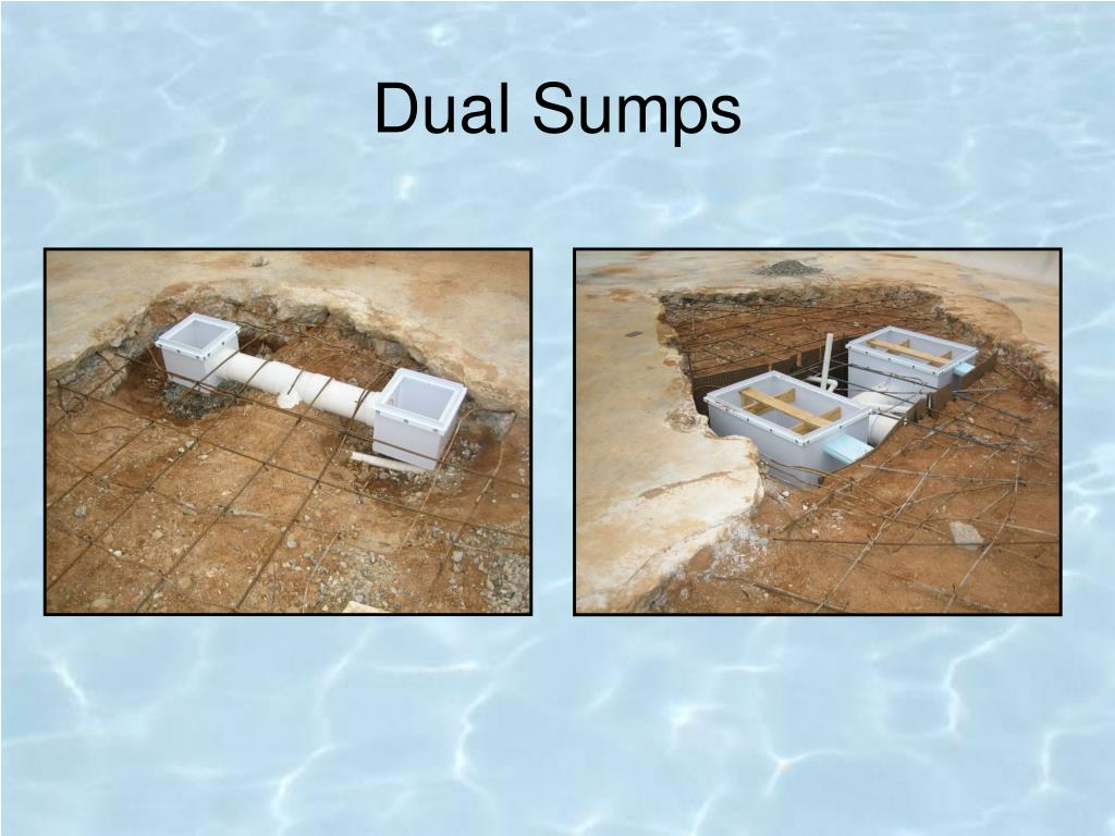 Dual Sumps