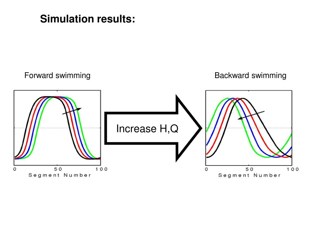 Simulation results: