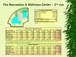 the recreation wellness center 2 nd run