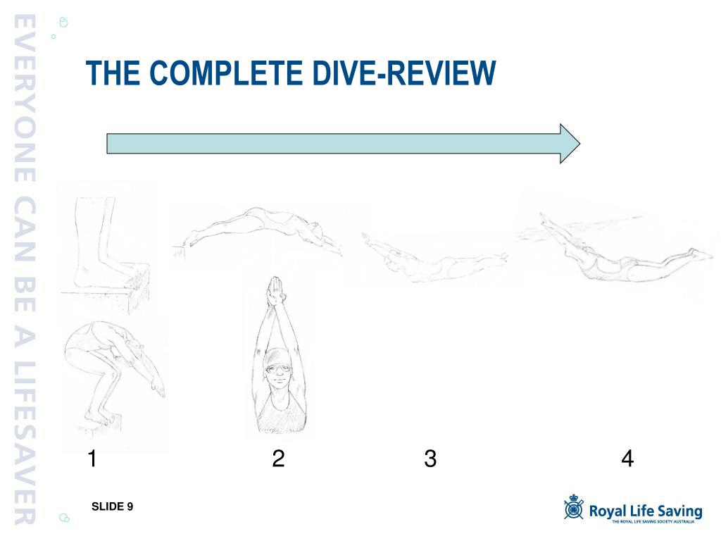 THE COMPLETE DIVE-REVIEW
