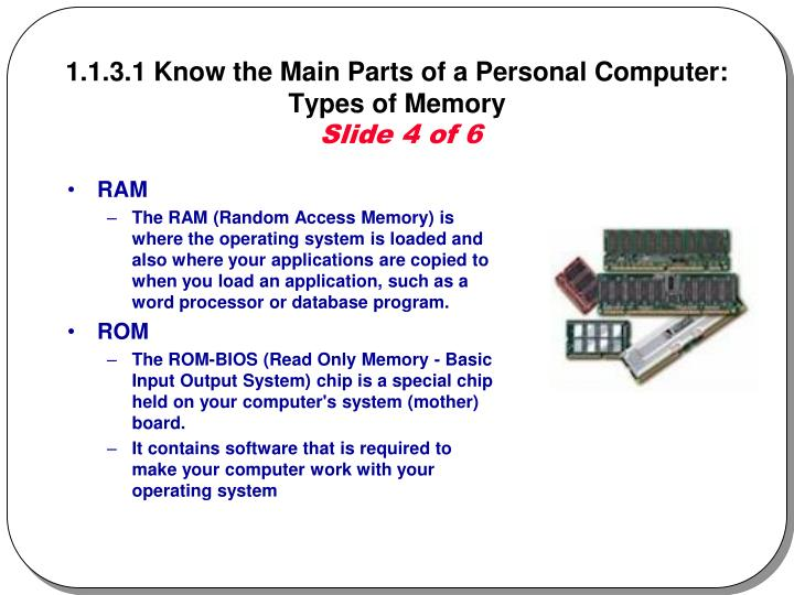parts of a personal computer Find your next computer at walmartcom shop laptops, desktops, netbooks, ultra-books and tablets at every day low prices.