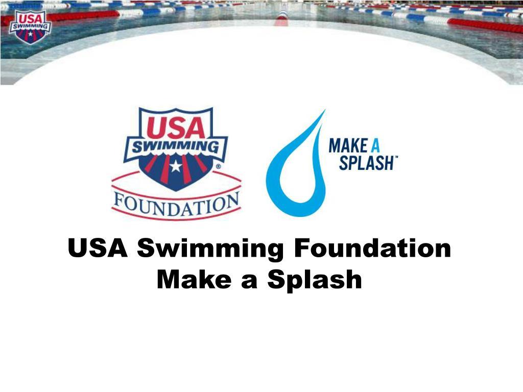 USA Swimming Foundation