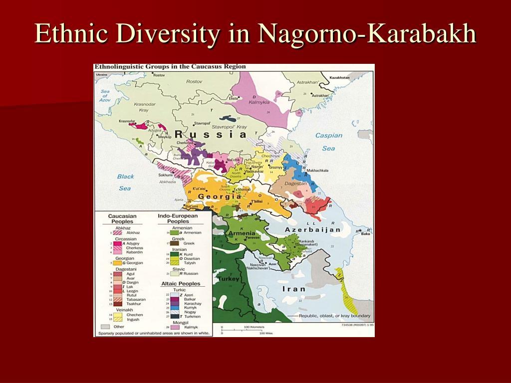Ethnic Diversity in Nagorno-Karabakh