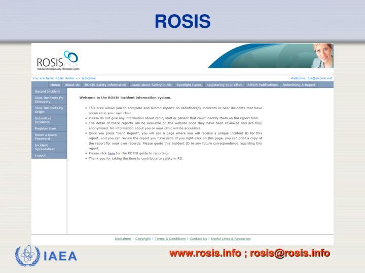 ROSIS
